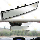 Universal Convex 360mm Wide Broadway Clear Interior Clip On Rear View Mirror