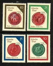 Germany DDR 2663-66 MNH 1988 Various Types of Seals Full Set