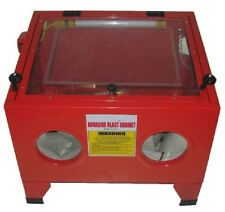NEW Portable Bench Top Air Sandblasting Cabinet Sandblaster FREE SHIPPING!
