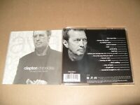 Eric Clapton Chronicles THE BEST OF ERIC CLAPTON cd Excellent