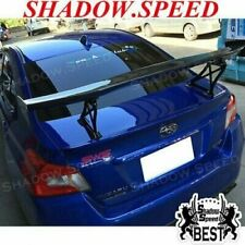 Carbon Fiber RC Style Rear Trunk Spoiler Wing For SUBARU WRX STI  2012~18 Sedan