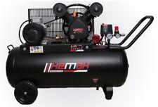 HEMAK HK-R100/10/4V Kompressor Riemenantrieb Druckluft 400 V 10 Bar 100 L