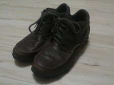 Patagonia Mens Size 11 Ranger Smith Waterproof Mid Brown Leather Boots Shoes