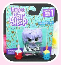 ��New Littlest Pet Shop Lps #1-121 Maddy Mopton Komondor Sheep Dog Nip��