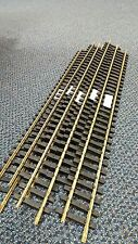 3ft G Scale Brass Track Case of 12 pieces