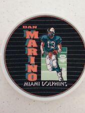 """Dan Marino Sports Impressions """"Mini Plate"""" 1992"""