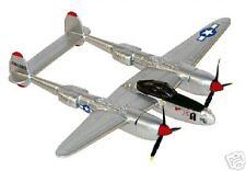 CORGI  Silver P-38 Lightning  WWII CS90208 P38 P 38 NIB Richard Bong WW2