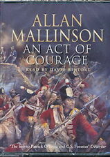Audio book - An Act Of Courage by Allan Mallinson   -    Cass   -   Abr
