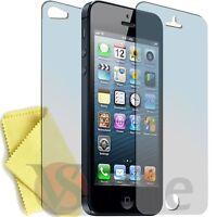 6 Pellicola Per iPhone 5 5G 5S Proteggi Display Pellicole 3 Fronte + 3 Retro