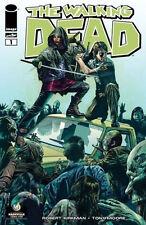 Walking Dead #1 NM+ WIZARD WORLD NASHVILLE Variant MICO SUAYAN NEGAN AMC ZOMBIE