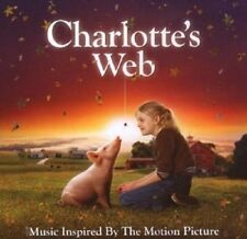 CHARLOTTE'S WEB, MUSIC INSPIRED BY THE MOTION PICTURE