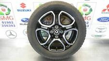 "SMART FORFOUR W453 15"" ALLOY WHEEL 185 60 15 TYRE FORTWO"
