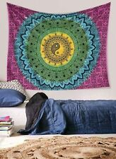 Tie-dye Mandala Throw Wall Hangings