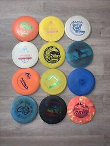 frisbee golf disc lot (12) innova