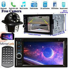 Bluetooth FM AM Player Stereo Radio Car 6.2