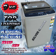 9.0kg ZEROWATT Fully Auto Washing Machine AIR JET DRYER BRAND NEW RRP$999.00