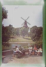 CPA Germany Bremen Windmill Moulin a Vent Windmühle Molino Mill Wiatrak w190