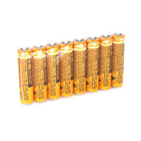 Panasonic Cordless phone replacement batteries 1.2v AAA NI-MH rechargeable 8pcs