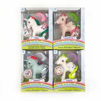 My Little Pony Retro 35th Anniversary UNICORN & PEGASUS Collection - Lot of 4
