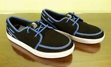 Grenade Standard Isshoe Skater Shoes Black and Blue Mens Size 8.5 VGC! Vintage