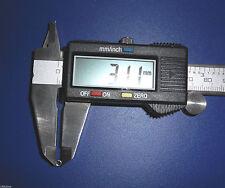 60 Sterling Silver 925 24 gauge  .50mm x 3mm OPEN Jump Rings Findings