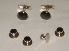 Onyx Special Occasion Cufflinks for Men