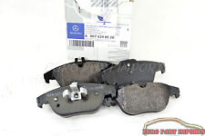 Mercedes-Benz W204 W207 Rear Brake Pad Set Germany Genuine OE 0074208520
