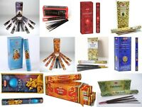 Hem Bulk Incense Sticks Box Scent 5 pack x 20 Stick = 100 Sticks Free Shipping