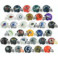 NFL Football Helmets in Bulk Bag 32 piece Complete Set
