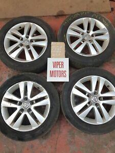 Vauxhall Meriva B Mk2 16'' 16 Inch Alloy Wheel & Tyre 20555R16 10-17