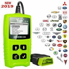 OBD2 Scanner Auto Check Car Engine Fault Code Reader Enhanced Universal OBD II C