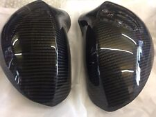OEM Seat Leon(MK2) casing with Genuine Carbon Fibre Wing Mirror Covers 09 - 12