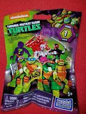 Tokaland TMNT Teenage Mutant Ninja Turtles Series 3 Mega Bloks Blind Bag