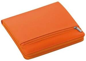 Schreibmappe / Tablet Etui in trendigen Farben incl. Block -NEU-
