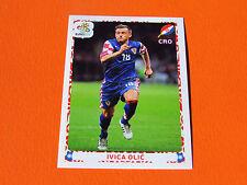 396 IVICA OLIC HRVATSKA  FOOTBALL PANINI UEFA EURO 2012