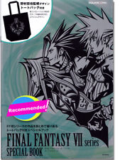 Final Fantasy VII Series: Special Official Book with Tote Bag Box Set