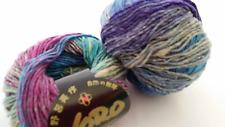 450 g NORO Shiro Fb. 6 Wolle / Cashmere / Seide Verlaufsgarn aus Japan