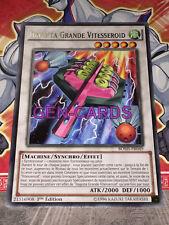 Carte Yu Gi Oh HAGOITA GRANDE VITESSEROID BOSH-FR049