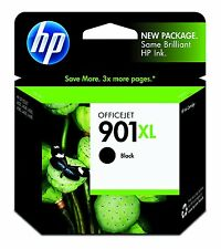 HP CC654AN (#901XL) Hewlett Packard High Capacity Black Ink Cartridge OEM