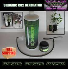 CO2 for AEROPONIC, HYDROPONIC, MYLAR GROW TENTS, DARK ROOM, GROW BOX, PC GROW