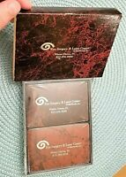 Sealed Double Deck PLAYING CARDS Advertising EYE SURGERY & LASER CENTER Case