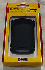 OtterBox Defender Series & Holster for BlackBerry Curve 9350/9360/9370 - Black