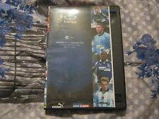 Everton Vs Coventry City - 26th Dec 200 (VHS To Dvd)