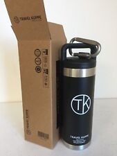 18oz (532ml) Stainless Steel Vacuum Insulated Flask Mug Camping Travel