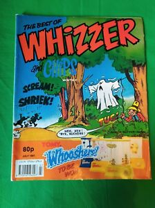 Vintage Best Of Whizzer & Chips Monthly Comic July 1991 Excellent Condition