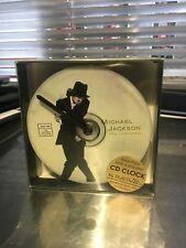 Michael Jackson Clock CD Interview Dangerous ! Rare !