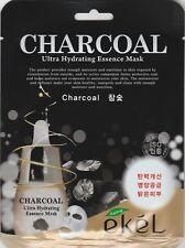 EKEL Ultra Hydrating Essence Mask Korean Masksheet cosmetics CHARCOAL 1 pcs