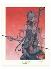 James Jean Erhu - Limited Edition - Sold Out - Signed and Numbered