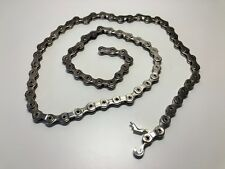 Very rare - Collar Necklace CADENA CHAIN - Plata 925 - Silver 925 - 88 cm Long