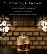 MISSHA MISA Cho Gong Jin Eye Cream 30ml eye-wrinkle care whitening (Read Desc)